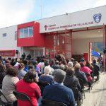 Se realizó inauguración oficial del Cuartel de la 1ª Compañía de Bomberos de Alhué