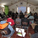 Alcalde Roberto Torres Huerta participó de jornada informativa para conocer manera de obtener el sello de origen de miel de Alhué