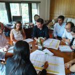 Alcalde Roberto Torres Huerta sostiene nueva reunión con representantes de SEREMI de Bienes Nacionales para solucionar títulos de dominio pendientes del 2010