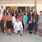 Nuestras autoridades participaron de desayuno con vecinas y vecinos que participan del programa Yo Emprendo del FOSIS