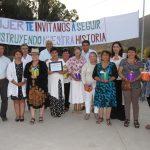 Con una destacada asistencia se conmemoró el Día Internacional de la Mujer en Alhué