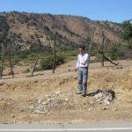 Alcalde Roberto Torres Huerta confirma que se están realizando pavimentaciones en Villa Alhué
