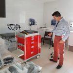 Comenzó a implementarse el nuevo Centro Comunitario de Salud Familiar de Hacienda Alhué