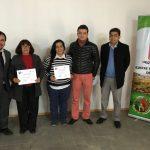 Vecinas de Alhué fueron certificadas gracias al programa Jefas de Hogar del SERNAMEG