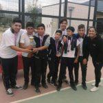 Con éxito se desarrolló Campeonato escolar de Básquetbol Sub 14